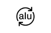Symbol - opakowanie z aluminium.