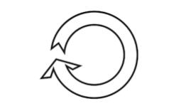 """Symbol """"Przydatność do recyklingu""""."""
