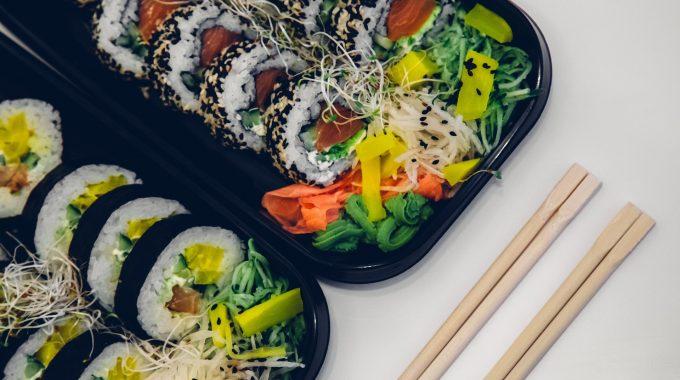 Pojemniki na sushi – jakie wybrać i gdzie kupić?